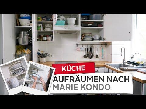 Küche ausmisten & organisieren: Aufräumen nach Marie Kondo | OTTO