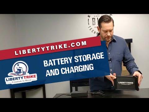 Liberty Trike | Battery Storage