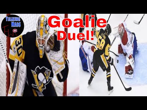 Montreal Canadiens@Pittsburgh Penguins 2020 NHL Qualifying Round Game 2 Review