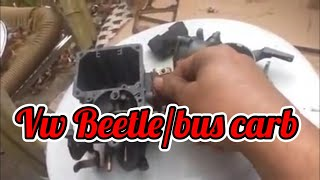 Vergaser: Elektrische Bauteile prüfen am Solex 30 PICT-3 - Самые