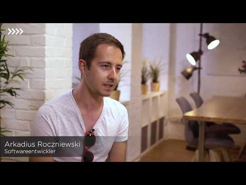 TechShorty mit Akardius Roczniewski, Softwareentwickler bei Micromata