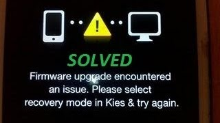 preview picture of video 'firmware upgrade encountered issue'