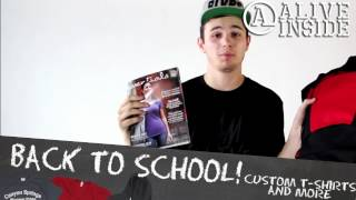 Entrepreneur Videos-Alive Inside Back To School Commercial HD @ebetisdope