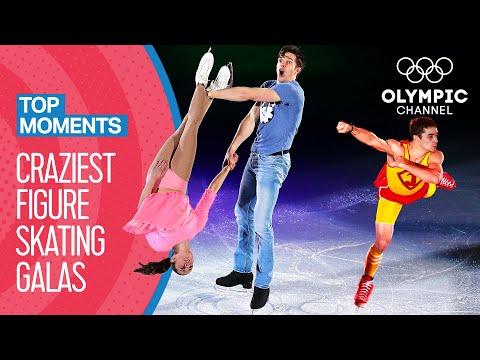 10 Grandes momentos da patinação artística