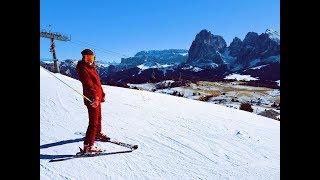 Все на лыжи! | Итальянский горнолыжный курорт Ортизей