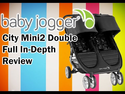 Baby Jogger City Mini2 Double 2020: Full In-Depth Review
