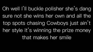 Copenhagen angel by Chris Ledoux (Lyrics)