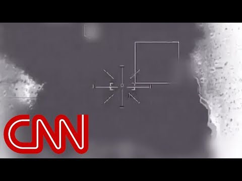 Watch Israeli helicopter shoot down drone
