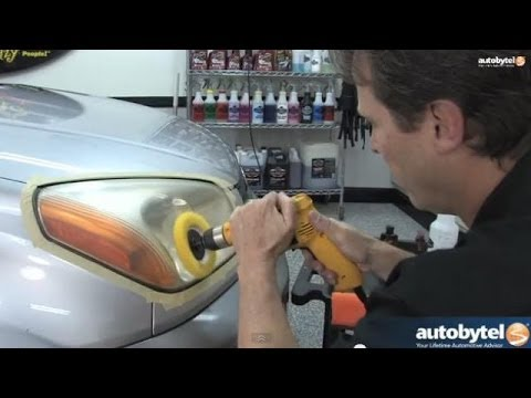 How to Restore Oxidized Hazy Headlights — Meguiar's Car Care Tips