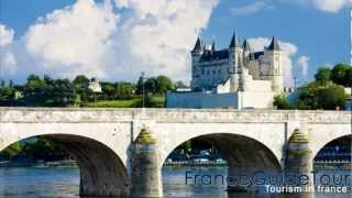 preview picture of video 'Le Château de Saumur (Maine-et-Loire, Pays de la Loire, franceguidetour, HD)'