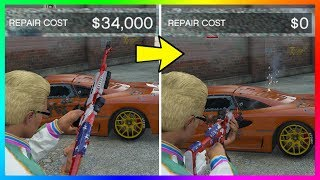 DON'T Sell Another Vehicle In GTA Online Until You Know This Trick That Will Save You Thousands!