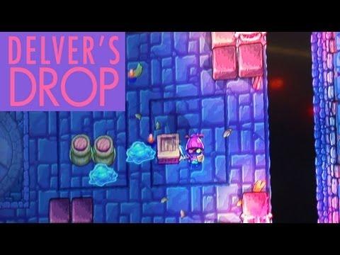 Delver's Drop Promises Endless Zelda-Style Action