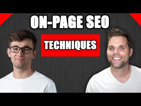 On-Page SEO Techniques to Get More Website Traffic