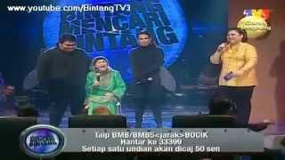 Bintang Mencari Bintang - BOCIK & MAK MAH - Minggu 9 [5/9]  - LALAT