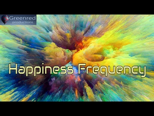Happiness Frequency ? Serotonin Release Music with Binaural Beats, Relaxing Music for Happiness Video