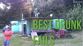 Ultimate Drunk Fails Compilation