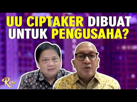 bisakah uu cipta kerja tarik investasi asing ke indonesia - rosi