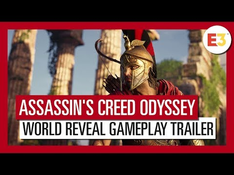 Assassin's Creed Odyssey Standard Edition Steam Gift GLOBAL - video trailer