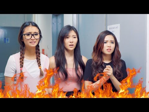 11 Types of People During a Fire