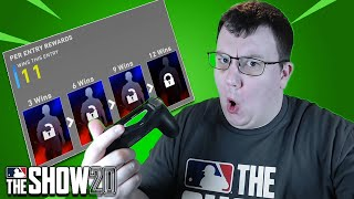 WIN this GAME for a DIAMOND....    MLB The Show 20 Diamond Dynasty Events