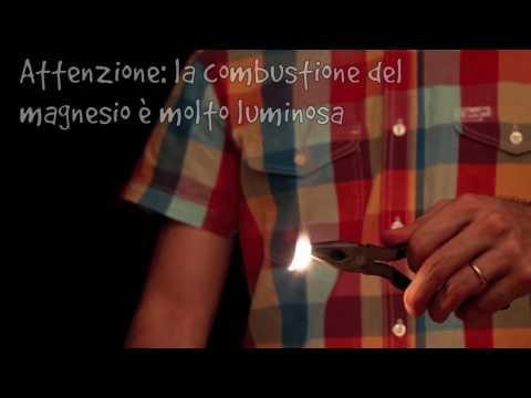 061 la combustione del Magnesio