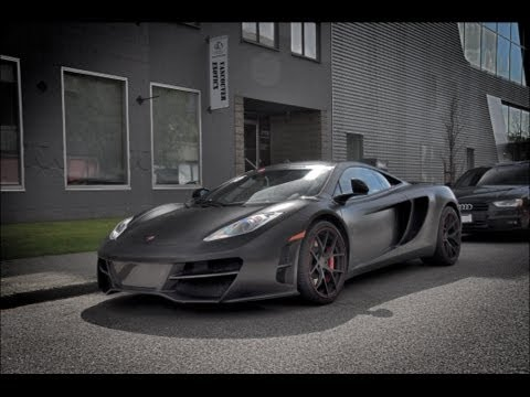 The iPE Exhaust for McLaren MP4-12C