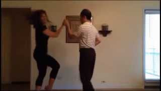 salsa dance short video 2
