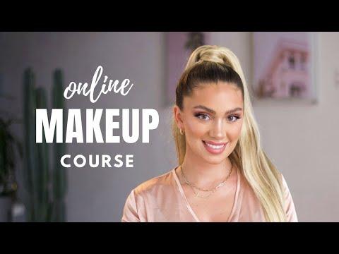 8-Week Online Makeup Certification Course | Julia Dantas Beauty Academy