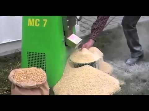 molino de granos ahorro 80%de energia
