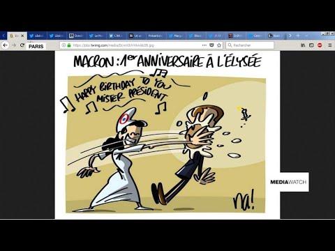 Macron's first year
