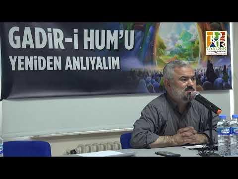 İMAM HÜSEYİN (as)'A AĞLAMAK - Ş. SABAHATTİN TÜRKYILMAZ