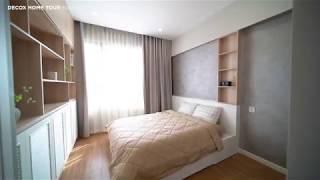 [Decox Home Tour] Thi công nội thất căn hộ Masteri An Phú 90m2 theo...
