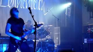 Dornenreich - Schwarz schaut tiefsten Lichterglanz (live @ Szene, Vienna, 20140509)