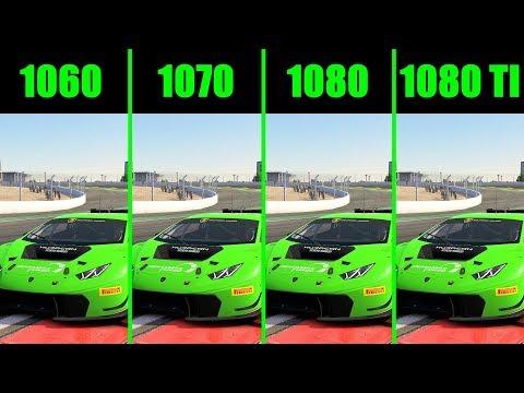 Project CARS 2 Walkthrough - 1080 TI Vs AMD RX Vega 64 Vs