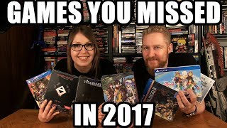 GAMES YOU MISSED IN  2017 - Happy Console Gamer