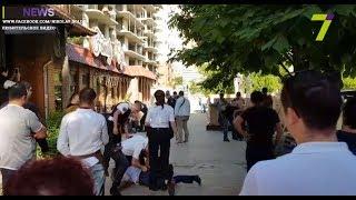 Подробности драки со стрельбой в ресторане на улице Вильямса