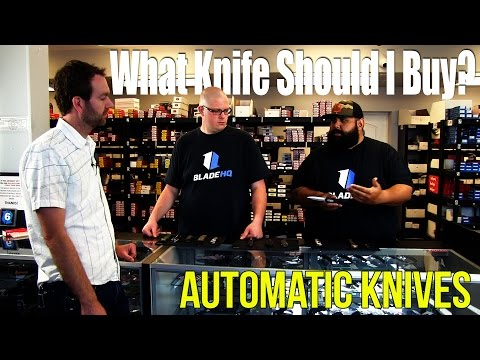 What Knife Should I Buy? | Automatic Knives
