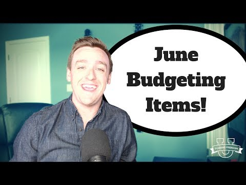 Easily Forgotten June Expenses!