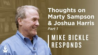 Mike Bickle Responds | Marty Sampson and Joshua Harris | Faith and Doubt PT 1 of 2