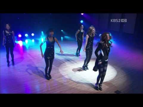 Jiyeon - Dance performance