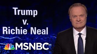 Donald Trump Lawyer Threat On Tax Returns 'Didn't Really Say Anything' | The Last Word | MSNBC