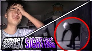 GHOST CAUGHT IN MY HOUSE!!! (REAL PARANORMAL ACTIVITY AT 3AM)