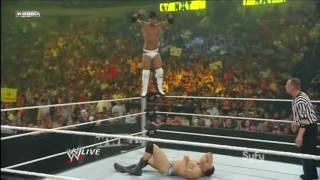 """Wade Barrett vs David """"A-List"""" Otunga vs Justin Gabriel"""