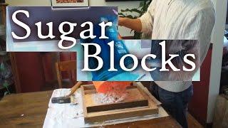 Winter Feeding Bees - Sugar Bricks