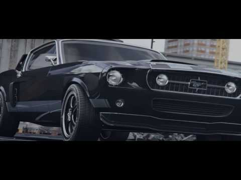 My World Reel - Ford Mustang 1967 vs Audi R8 (OFFICAL VERSION)