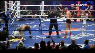 Bob Sapp (170kg) vs Kunkli Tivadar (70kg) TV-Rip
