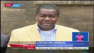 James oswago ajitetea akidai analengwa na watu fulani