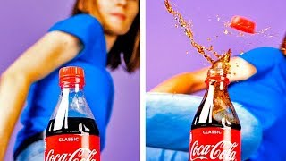 22 ИДЕИ С КОКА КОЛОЙ, КОТОРЫЕ ВАС ШОКИРУЮТ|| Рецепты с Кока Колой, хитрости и кулинарные секреты