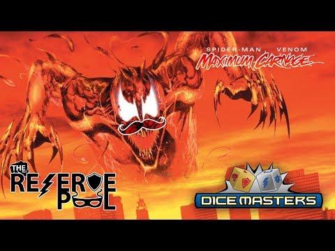 Dice Masters: Maximum Carnage Teampack