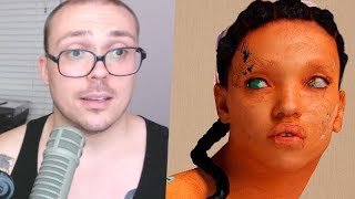 "FKA Twigs   ""holy Terrain"" Ft. Future TRACK REVIEW"
